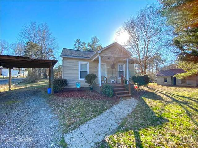 5114 Rink Dam Road, Taylorsville, NC 28681 (#3708815) :: Besecker Homes Team