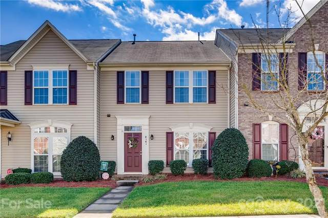 8141 Bridgegate Drive, Huntersville, NC 28078 (#3709024) :: Keller Williams South Park