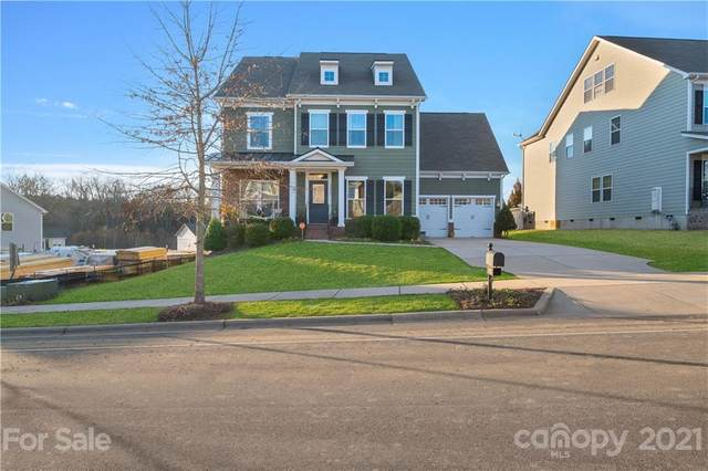 17223 Summers Walk Boulevard, Davidson, NC 28036 (#3709416) :: Home and Key Realty