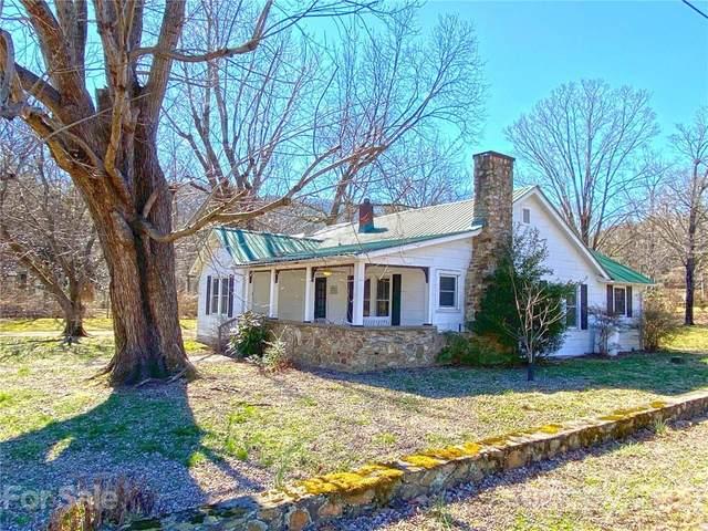 82 Walnut Street, Hot Springs, NC 28743 (#3710008) :: Keller Williams Professionals