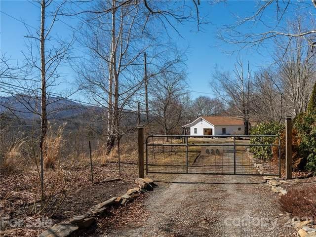 620 Blue Rock Road, Burnsville, NC 28714 (#3710045) :: Besecker Homes Team