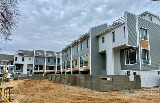 2721 Shenandoah Avenue #23, Charlotte, NC 28205 (#3710154) :: High Performance Real Estate Advisors