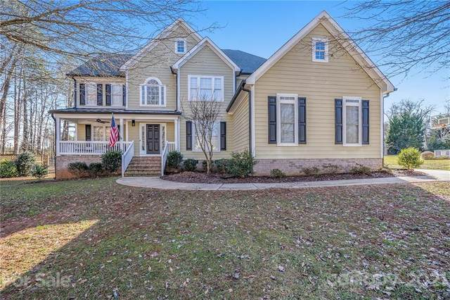 107 Huntfield Way, Mooresville, NC 28117 (#3710312) :: LePage Johnson Realty Group, LLC