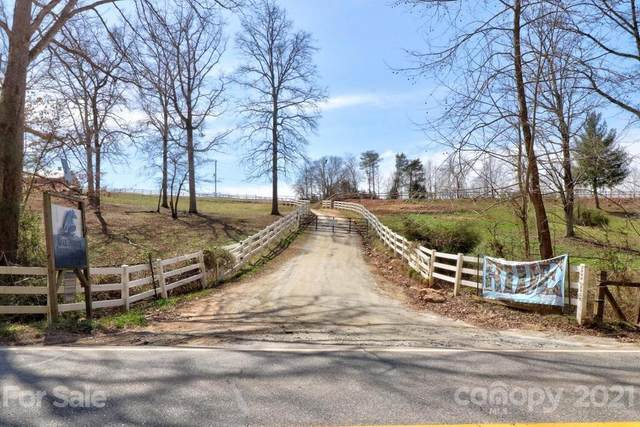 2998 Teague Town Road, Taylorsville, NC 28681 (#3710550) :: The Allen Team