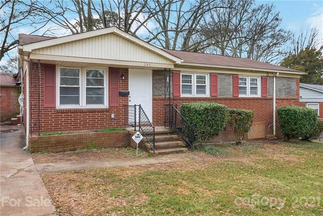 246-248 Mattoon Street, Charlotte, NC 28216 (#3710647) :: High Performance Real Estate Advisors