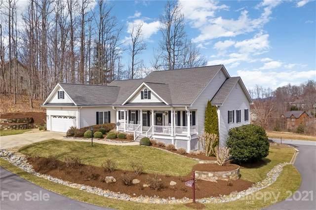 2304 Pommel Road, Hendersonville, NC 28791 (#3710766) :: Keller Williams Professionals