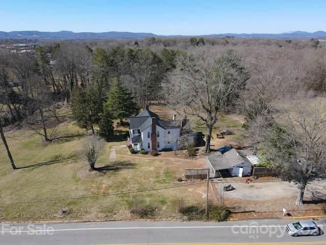 151 Old Wilkesboro Road, Taylorsville, NC 28681 (#3710779) :: Willow Oak, REALTORS®