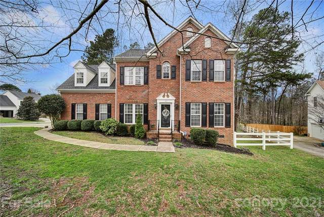 105 Duck Pond Court, Fort Mill, SC 29715 (#3710835) :: The Ordan Reider Group at Allen Tate