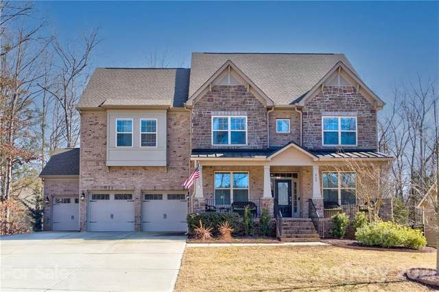 969 Eckerd Drive, Indian Land, SC 29707 (#3710905) :: MOVE Asheville Realty