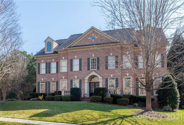 7106 Stonehaven Drive, Waxhaw, NC 28173 (#3710979) :: The Ordan Reider Group at Allen Tate