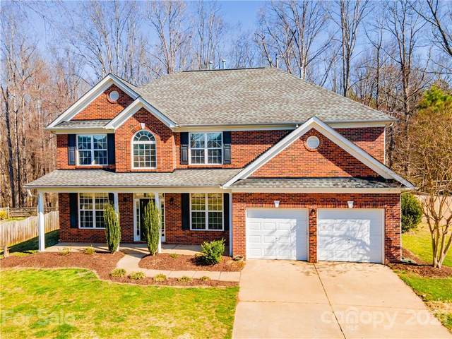 158 Winter Flake Drive, Statesville, NC 28677 (#3711043) :: Lake Wylie Realty