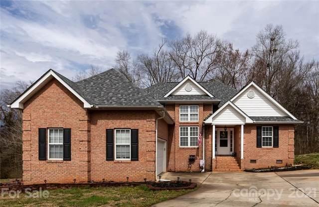 4710 Titus Court, Monroe, NC 28110 (#3711189) :: Austin Barnett Realty, LLC