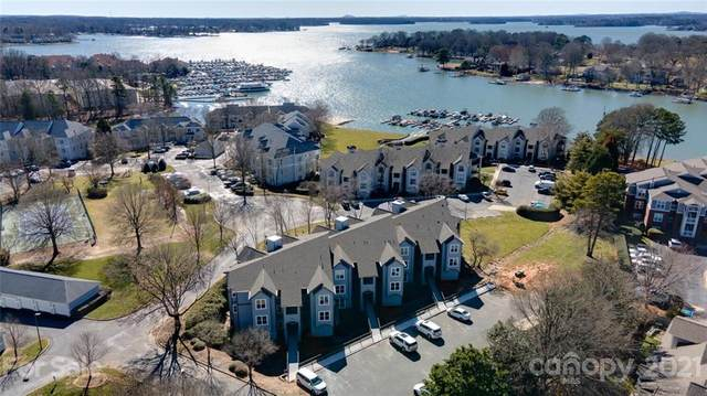 18741 Nautical Drive #103, Cornelius, NC 28031 (#3711215) :: Stephen Cooley Real Estate Group