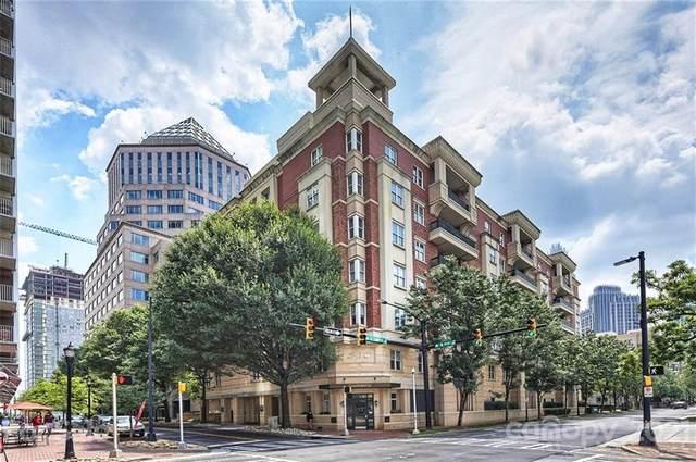 534 N Church Street, Charlotte, NC 28202 (#3711217) :: MartinGroup Properties