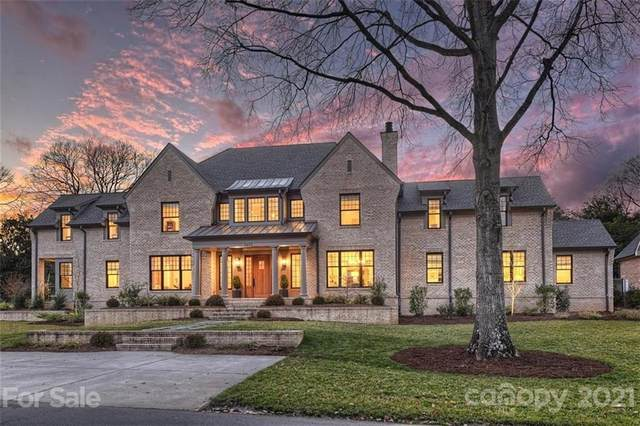 3452 Foxcroft Road, Charlotte, NC 28211 (#3711277) :: The Ordan Reider Group at Allen Tate