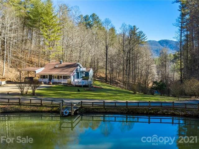 226 Fish Pond Lane, Burnsville, NC 28714 (#3711308) :: Besecker Homes Team