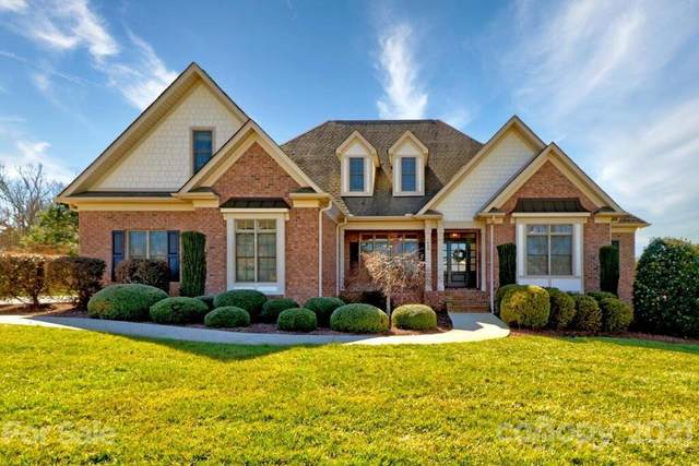 609 Laurel Valley Way, Salisbury, NC 28144 (#3711686) :: The Allen Team