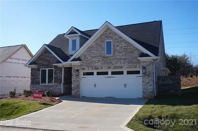 58 Spring Ridge Lane #58, Denver, NC 28037 (#3711811) :: Besecker Homes Team