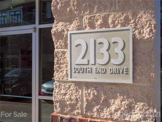 2133 Southend Drive #305, Charlotte, NC 28203 (#3712039) :: MOVE Asheville Realty