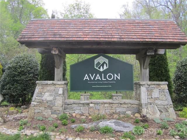 Lot 21 Tapestry Trail, Waynesville, NC 28785 (#3712108) :: Willow Oak, REALTORS®