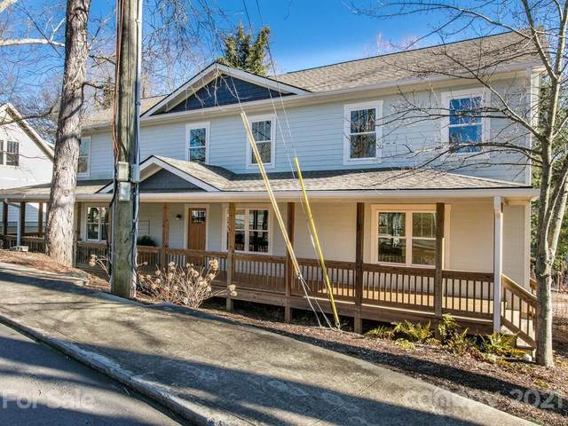 141 Courtland Avenue #2, Asheville, NC 28801 (#3712177) :: NC Mountain Brokers, LLC