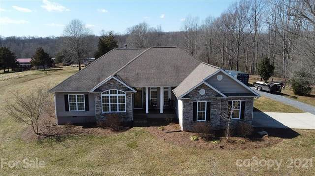 415 Rash Road, Olin, NC 28660 (#3712364) :: MOVE Asheville Realty