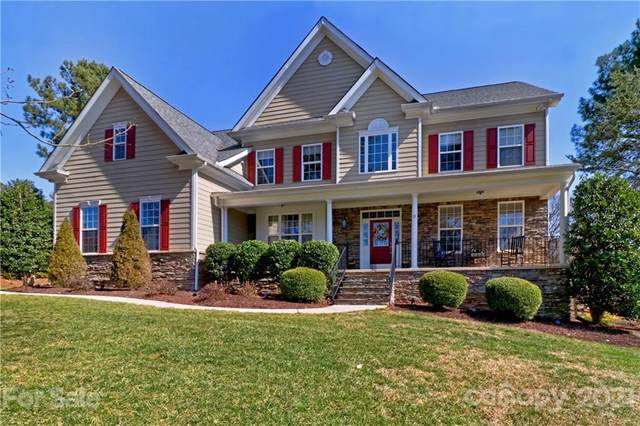 388 Cove Creek Loop #96, Mooresville, NC 28117 (#3712425) :: The Sarver Group