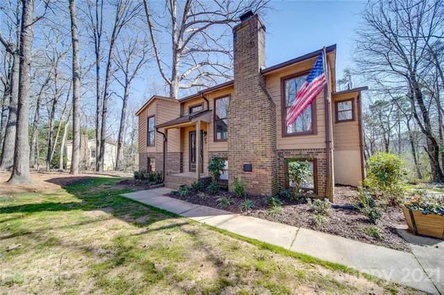 3149 Winding Trail, Matthews, NC 28105 (#3712927) :: Burton Real Estate Group