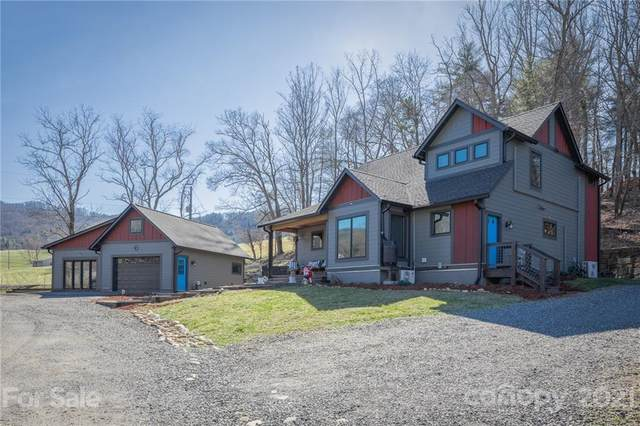 45 Upper Herron Cove Road, Weaverville, NC 28787 (#3713241) :: Modern Mountain Real Estate