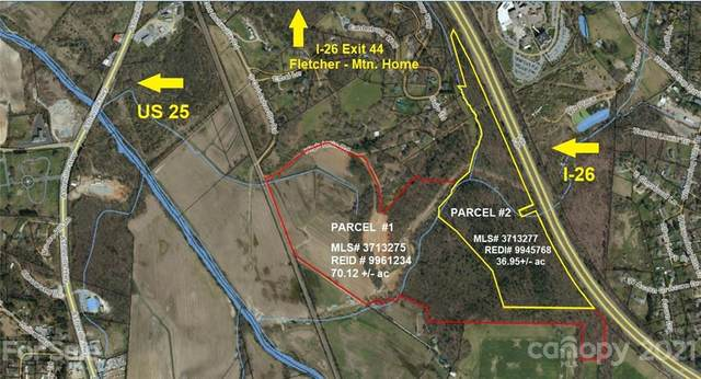 354 High Hills Road, Hendersonville, NC 28791 (#3713275) :: Mossy Oak Properties Land and Luxury