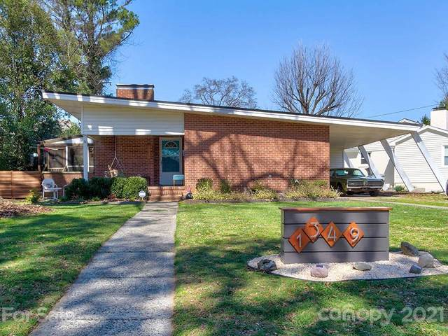 1349 Drexmore Avenue #4, Charlotte, NC 28209 (#3713401) :: MOVE Asheville Realty