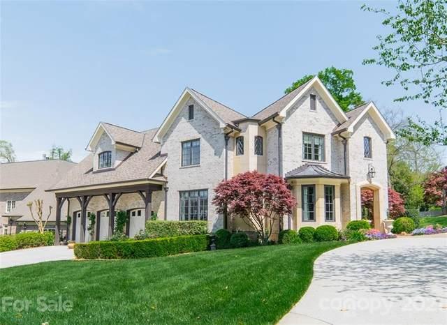 537 Sedgewood Lake Drive, Charlotte, NC 28211 (#3713724) :: High Performance Real Estate Advisors