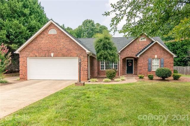 106 Hideaway Lane, Mooresville, NC 28117 (#3713759) :: Exit Realty Elite Properties