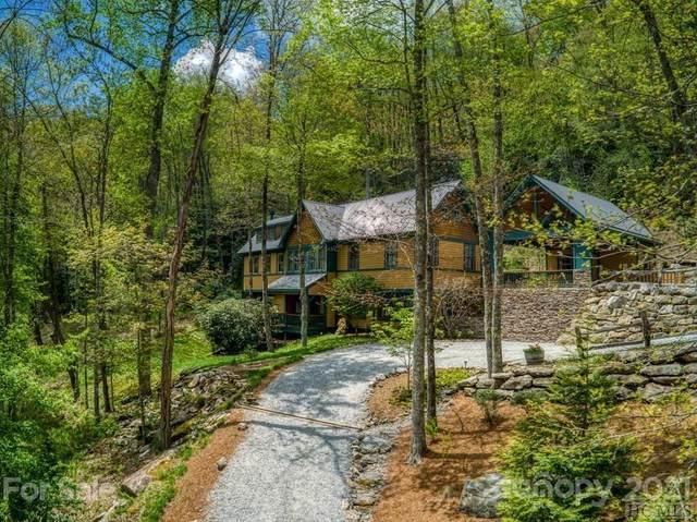 522 Bald Rock Drive #7, Sapphire, NC 28774 (#3713867) :: Exit Realty Vistas