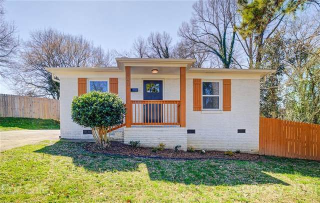 140 Mattoon Street, Charlotte, NC 28216 (#3714247) :: High Performance Real Estate Advisors