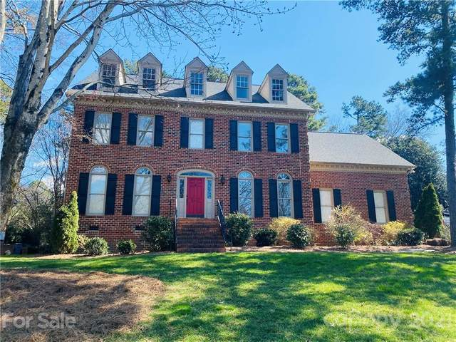 9410 Tresanton Drive, Charlotte, NC 28210 (#3714491) :: Rhonda Wood Realty Group