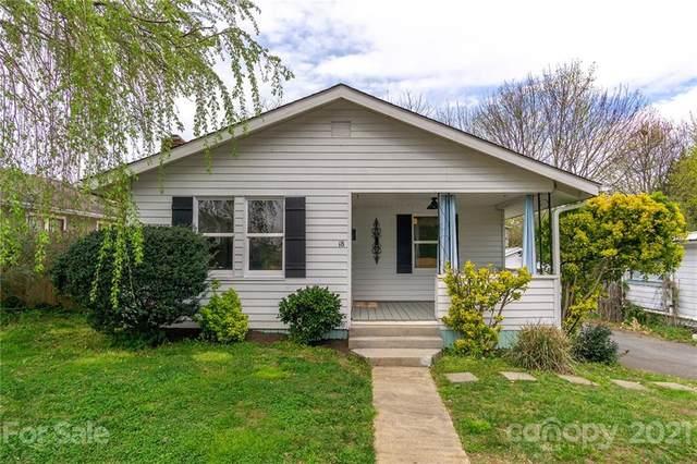 18 Jarrett Street, Asheville, NC 28806 (#3714510) :: Keller Williams Professionals