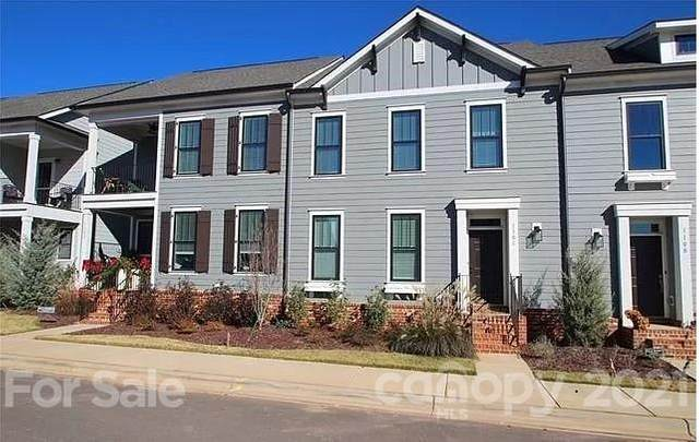 110C Mint Avenue #703, Mooresville, NC 28117 (#3714627) :: Bigach2Follow with Keller Williams Realty