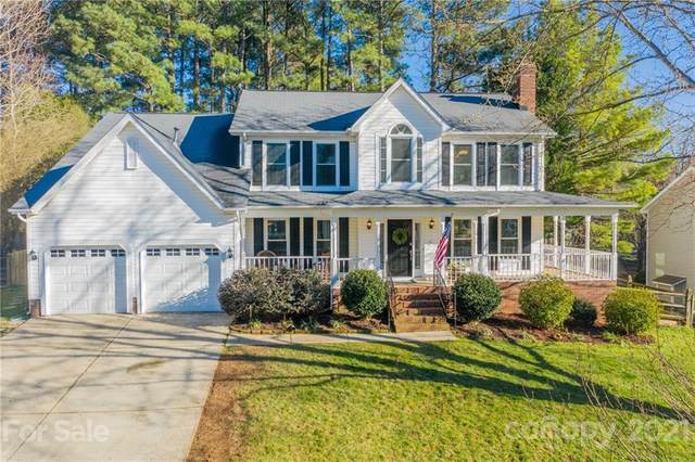 1206 Old Pond Lane, Matthews, NC 28105 (#3714649) :: Bigach2Follow with Keller Williams Realty