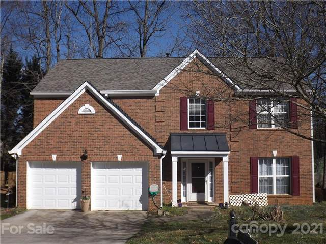 7526 Lullwater Cove #154, Huntersville, NC 28078 (#3714721) :: Ann Rudd Group