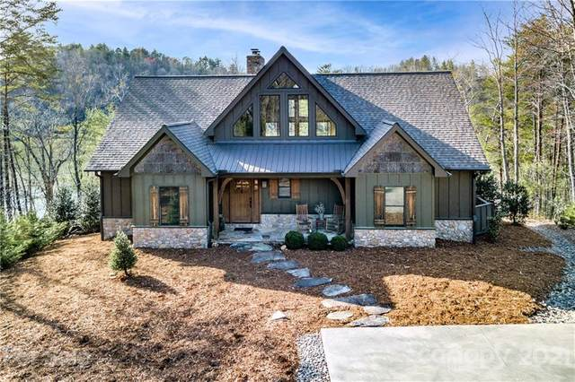57 Cottage Grove Drive #153, Nebo, NC 28761 (#3714888) :: Lake Wylie Realty