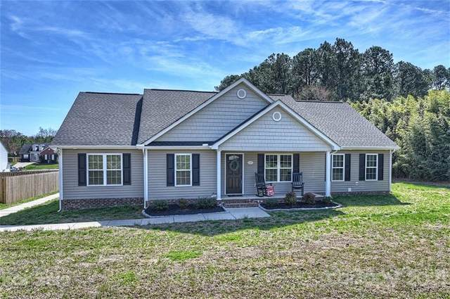 335 Oakleigh Lane, Oakboro, NC 28129 (#3715312) :: Rhonda Wood Realty Group