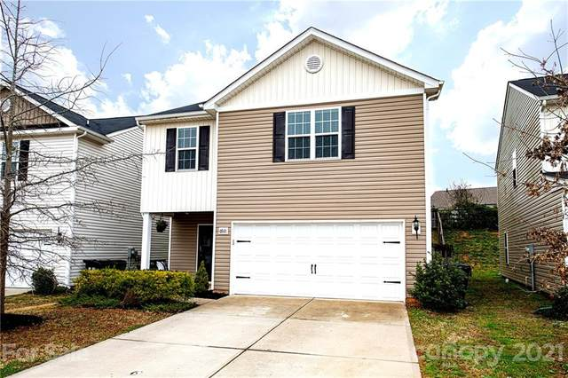 6921 Agava Lane, Charlotte, NC 28215 (#3715400) :: Scarlett Property Group