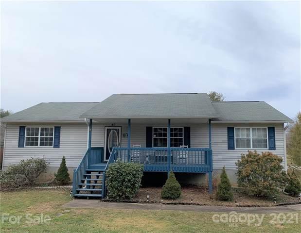 40 Roberts Ridge Drive, Etowah, NC 28729 (#3715462) :: Home and Key Realty