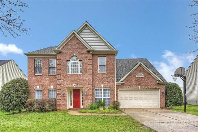 348 Matthews Estates Road, Matthews, NC 28105 (#3715492) :: Ann Rudd Group