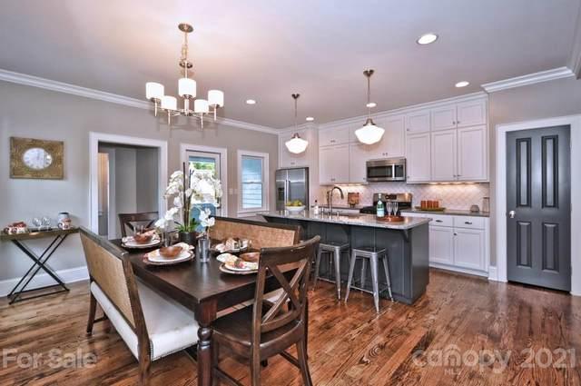 611 N Pine Street A, Charlotte, NC 28202 (#3715549) :: MartinGroup Properties