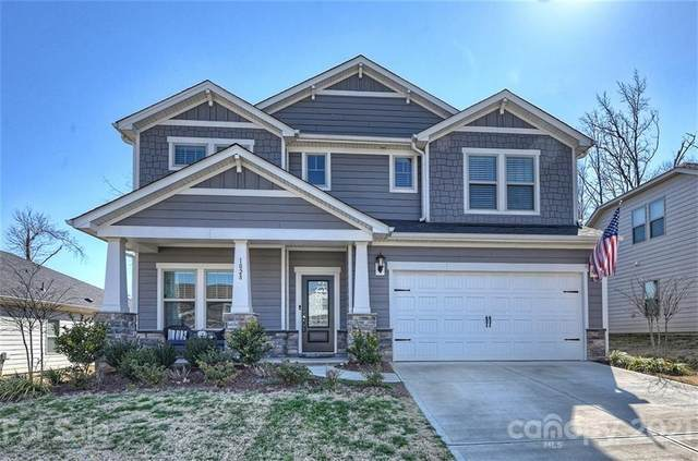 1028 Ellington Downs Way, Monroe, NC 28110 (#3715853) :: The Allen Team