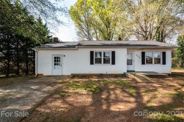 324 W 26th Street, Newton, NC 28658 (#3715963) :: LePage Johnson Realty Group, LLC