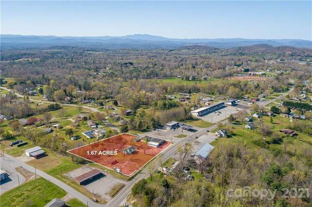 2050 Connelly Springs Road, Lenoir, NC 28645 (#3716113) :: LePage Johnson Realty Group, LLC