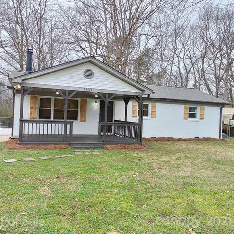 2459 Lyon Street, Gastonia, NC 28052 (#3716119) :: Rhonda Wood Realty Group
